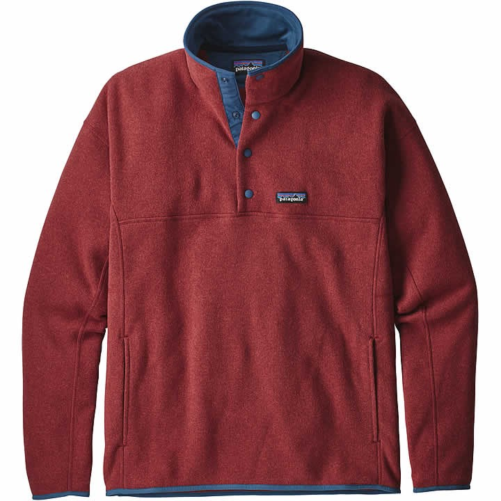 Patagonia Lightweight Better Sweater Marsupial Pullover Men's