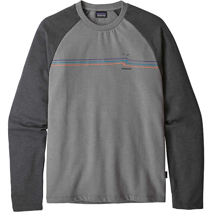 86cdf49e Patagonia Tide Ride Lightweight Crew Sweatshirt Men's