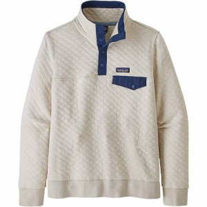 Patagonia Organic Cotton Quilt Snap-T Pullover Women's