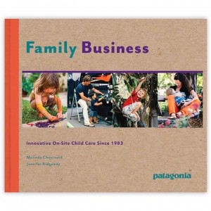 Patagonia Family Business Book Hardcover