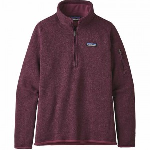 Patagonia Better Sweater 1/4 Zip Women's