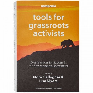 Patagonia Tools For Grassroots Activists Paperback Book