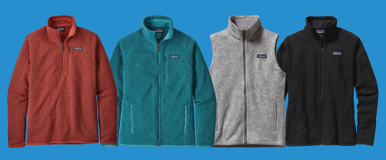 Shop Better Sweaters 30% Off at Patagonia Burlington.